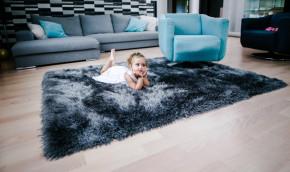 Kusový koberec Cartier Grey