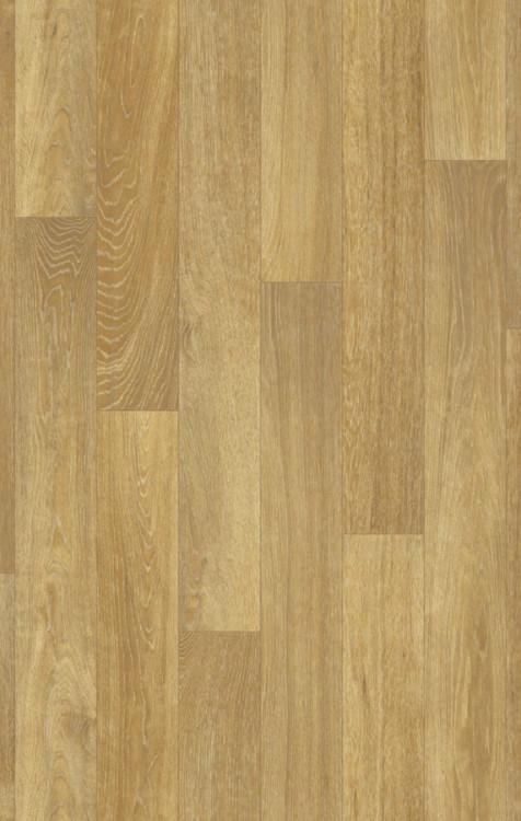 PVC podlaha Legend L112 (Vesna), PUR, hnědá č.1