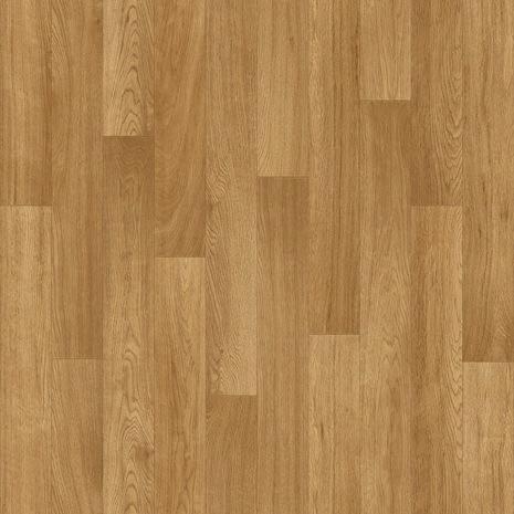 PVC podlaha Legend L116 (Vesna), šíře 400 cm, PUR, hnědá č.1