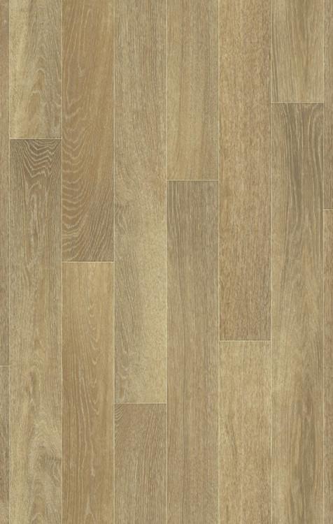 PVC podlaha Legend L117 (Vesna), PUR, hnědá č.1