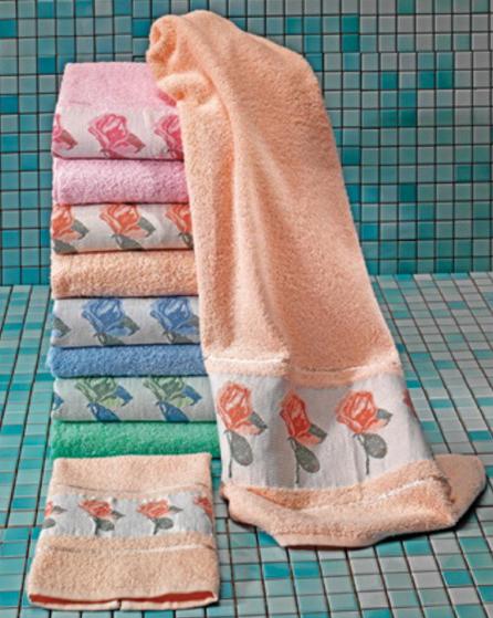 Dárkový set froté ručníků 3 ks Rozalin č.1
