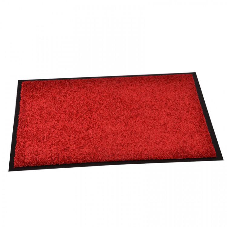 Rohožka Memphis red 40x60 č.1