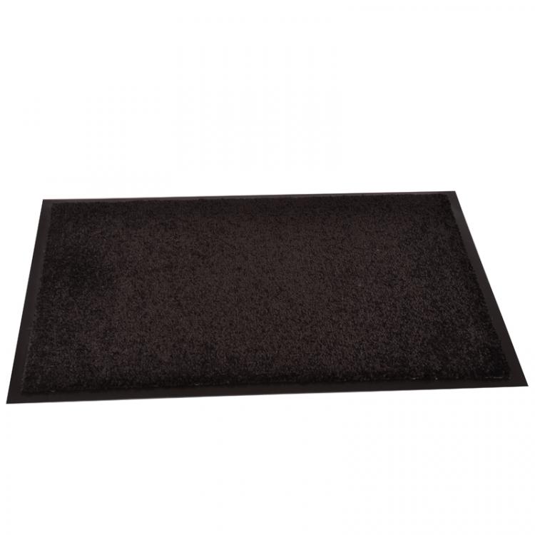 Rohožka Memphis black 40x60 č.1