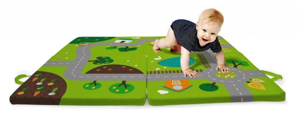 Dětská hrací matrace design 01 č.4