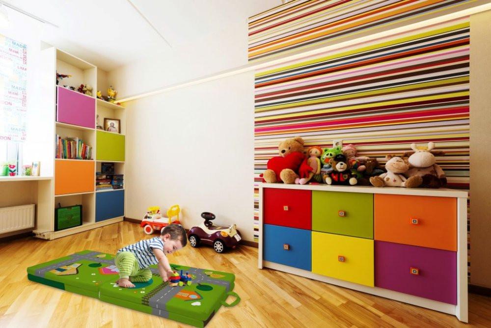 Dětská hrací matrace design 01 č.7