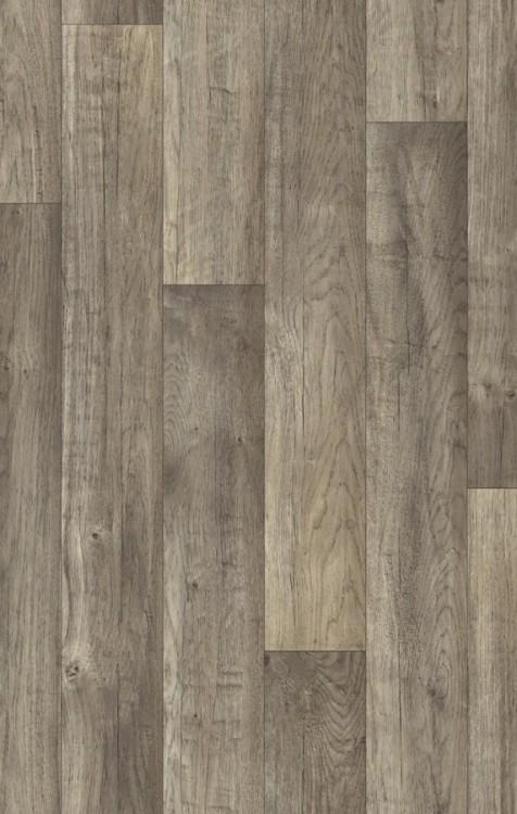 PVC podlaha Legend L102 (Vesna), PUR, šedá č.1