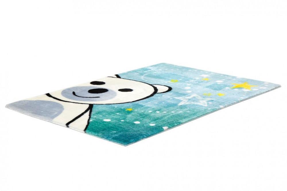 Dětský kusový koberec Lollipop 182 Bear č.2