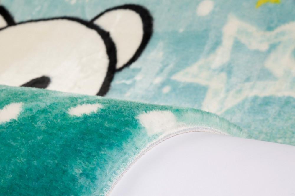 Dětský kusový koberec Lollipop 182 Bear č.3