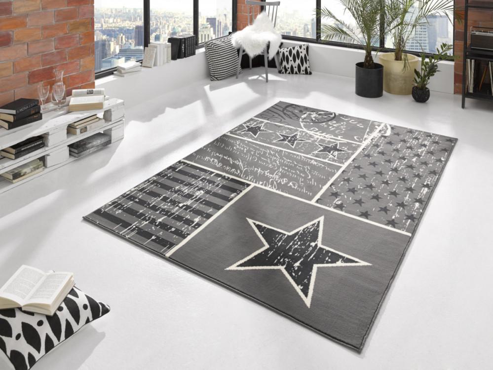 Kusový koberec CITY MIX 102397 140x200cm č.1