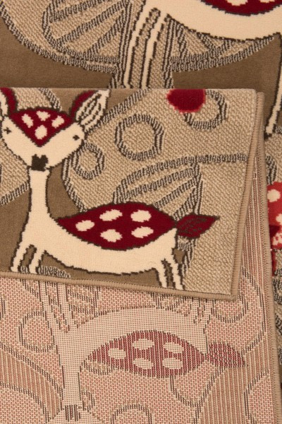 Kusový koberec Bambini 103069 Reh 140x200 cm č.3