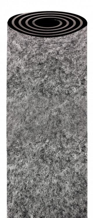 Koberec zátěžový SIDNEY 901 šedý na gumě, šíře 400 cm č.1