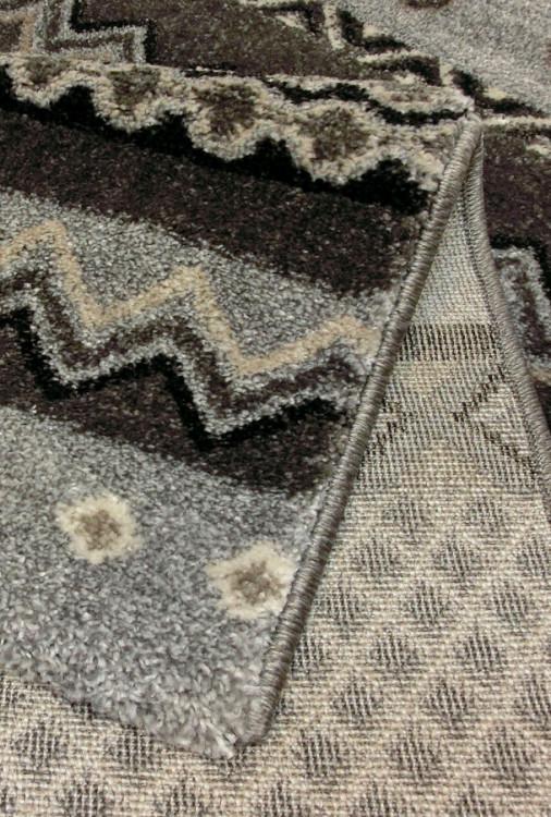 Kusový koberec Loftline K20427-02 Grey č.2