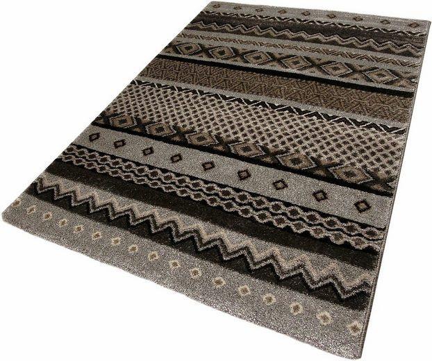 Kusový koberec Loftline K20427-02 Grey č.3