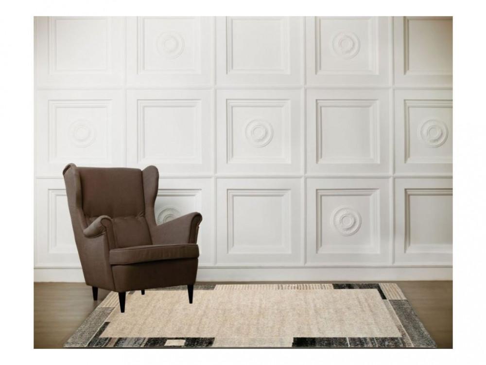 Kusový koberec Loftline K11498-03 Beige Grey č.2