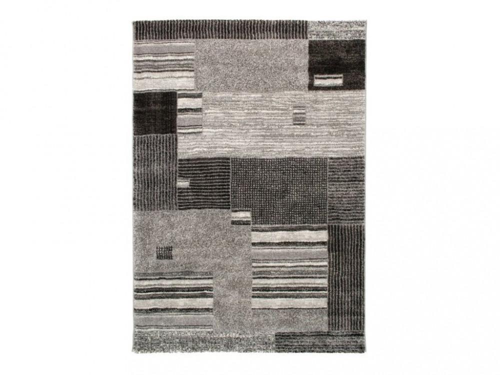 Kusový koberec Loftline K11497-01 Anthracite č.1