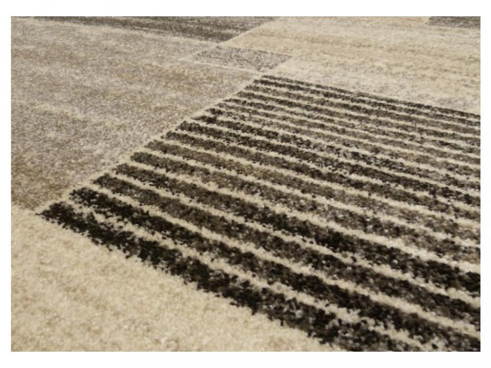 Kusový koberec Loftline K11497-03 Beige Grey č.3