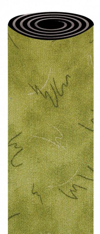 Koberec Honza 660 zelený, šíře 400 cm č.1
