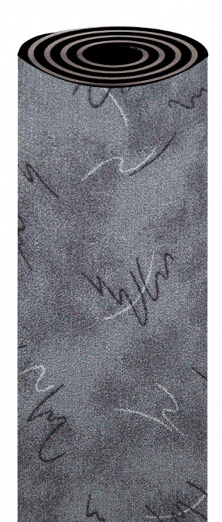 Koberec Honza 957 šedý, šíře 400 cm č.1