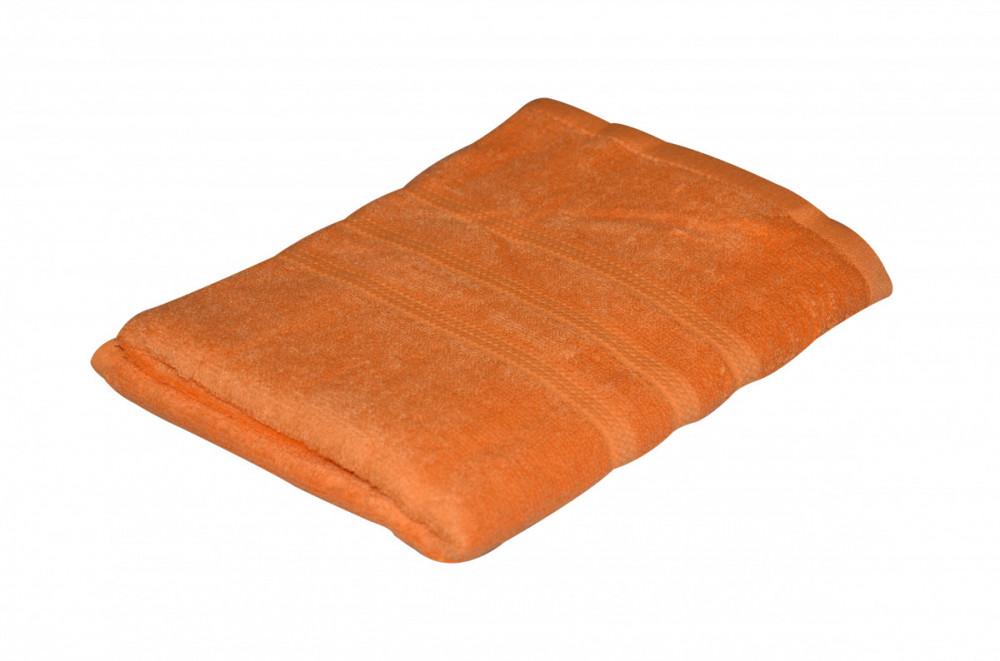 Ručník BAMBUS 50x90 cm oranžový č.1