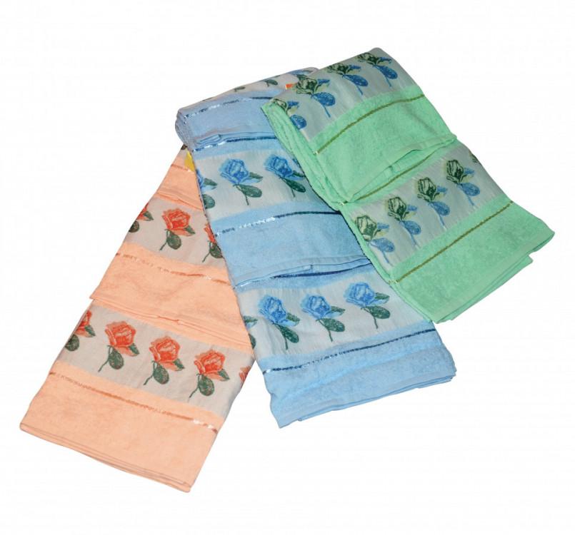 Dárkový set froté ručníků 3 ks Rozalin č.2