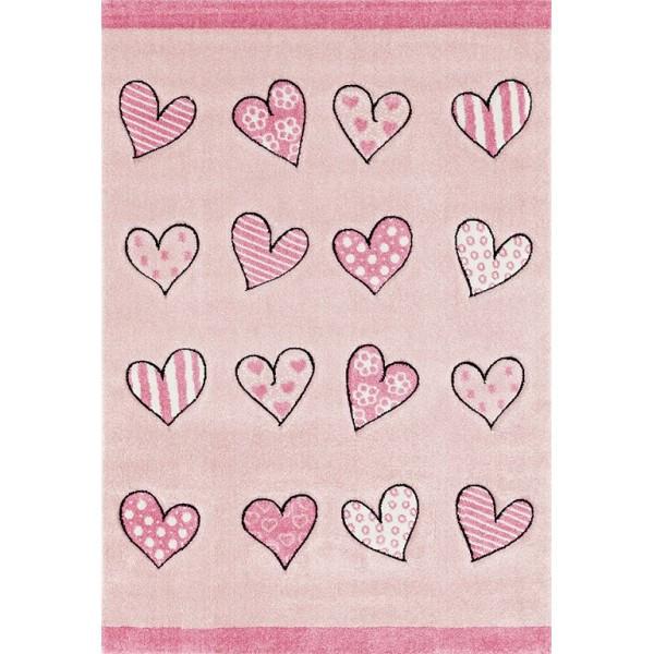 Kusový koberec MOMO 573-09 133x190 cm Pink č.1
