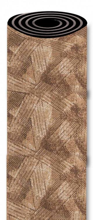 Koberec Jakub 40 hnědý, šíře 400 cm č.1