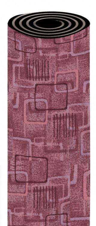 Koberec ONDRA 68 fialový, šíře 400 cm č.1