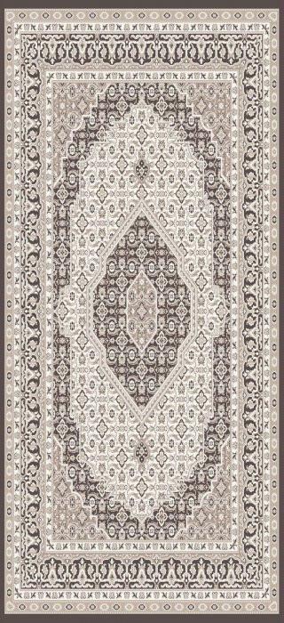 Kusový koberec Silkway W2308 brown - 200 x 290 cm č.1