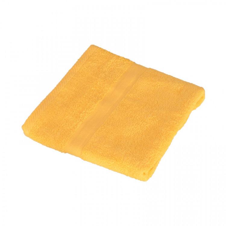 Ručník froté Komfort 50x100 cm žluté č.1