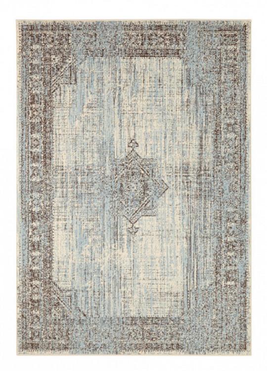 Kusový koberec Celebration 103473 Elysium Blue Creme č.1