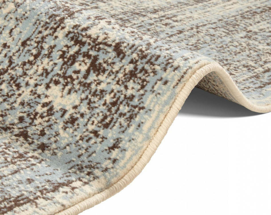 Kusový koberec Celebration 103473 Elysium Blue Creme č.3