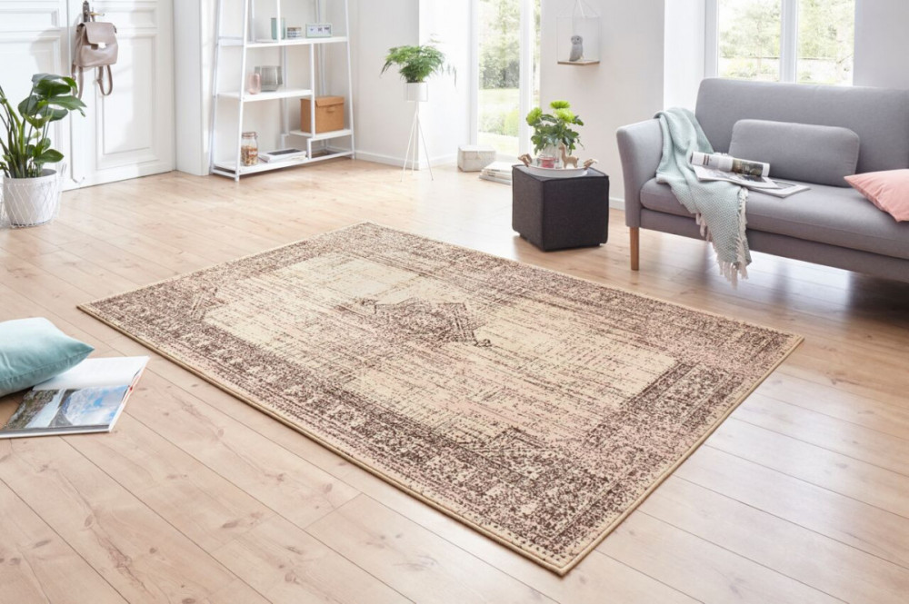 Kusový koberec Celebration 103472 Elysium Rosa Brown č.2