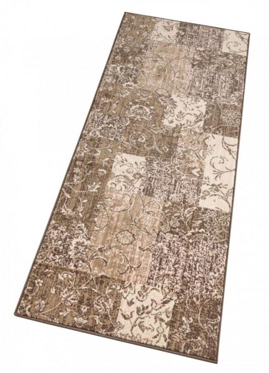 Kusový koberec Celebration 103465 Kirie Brown Creme č.5