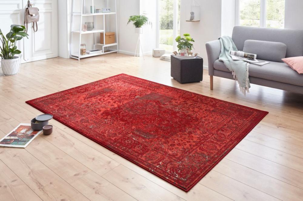 Kusový koberec Celebration 103467 Plume Red č.2