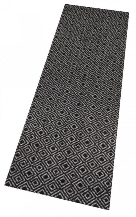 Běhoun Vila 60x180 Cook & Clean 103367 grey black č.4