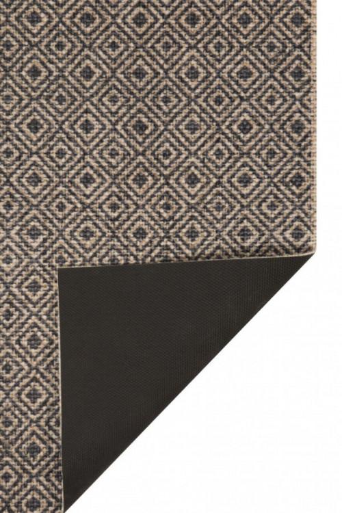 Běhoun Vila 60x180 Cook & Clean 103369 brown black č.2