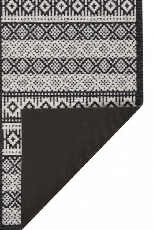 Běhoun Authentic 60x180 Cook & Clean 103368 creme black č.4
