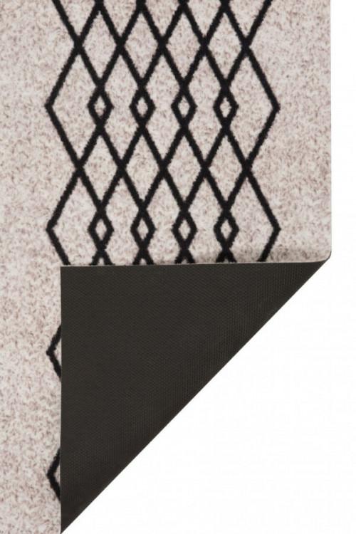 Běhoun Modern Wave 60x180 Cook & Clean 103364 creme black č.3