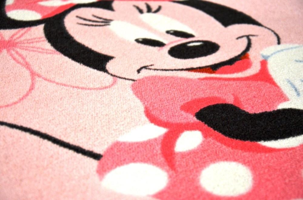 ... Dětský koberec Minnie Flower M23 č.3 ... 98e1a328b07