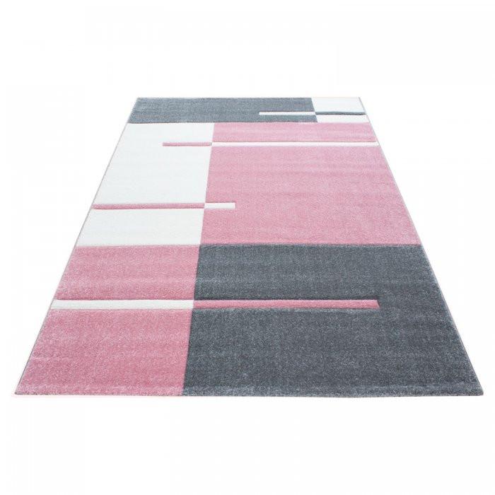 Kusový koberec Hawaii 1310 pink - 80 x 150  cm č.1