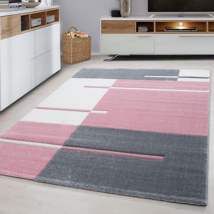 Kusový koberec Hawaii 1310 pink - 80 x 150  cm č.2
