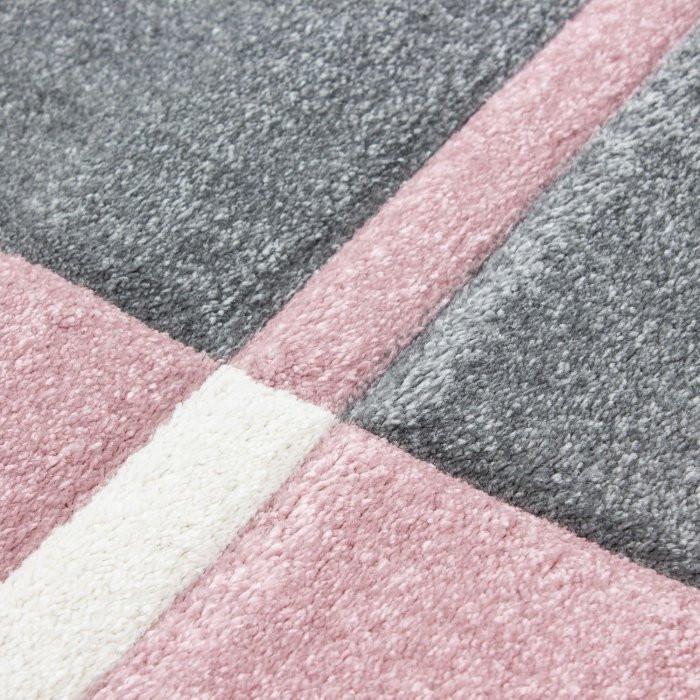 Kusový koberec Hawaii 1310 pink - 80 x 150  cm č.3