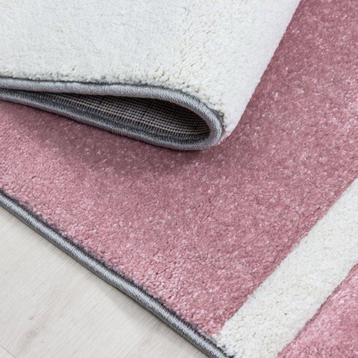 Kusový koberec Hawaii 1310 pink - 80 x 150  cm č.4