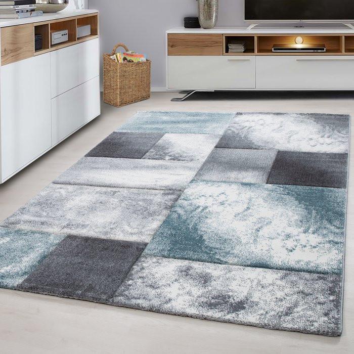 Kusový koberec Hawaii 1710 blue - 160 x 230 cm č.2