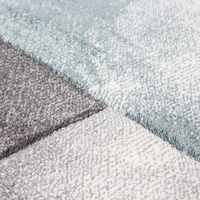Kusový koberec Hawaii 1710 blue č.3