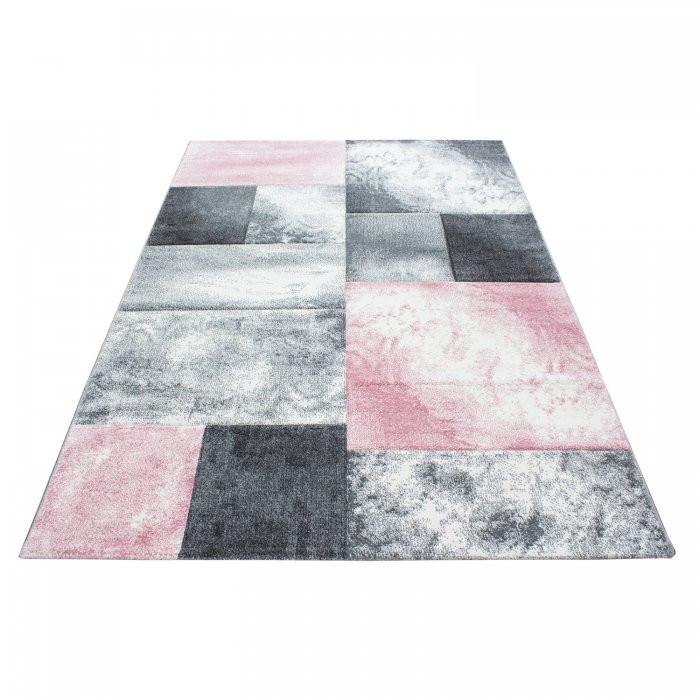 Kusový koberec Hawaii 1710 pink - 120 x 170 cm č.1