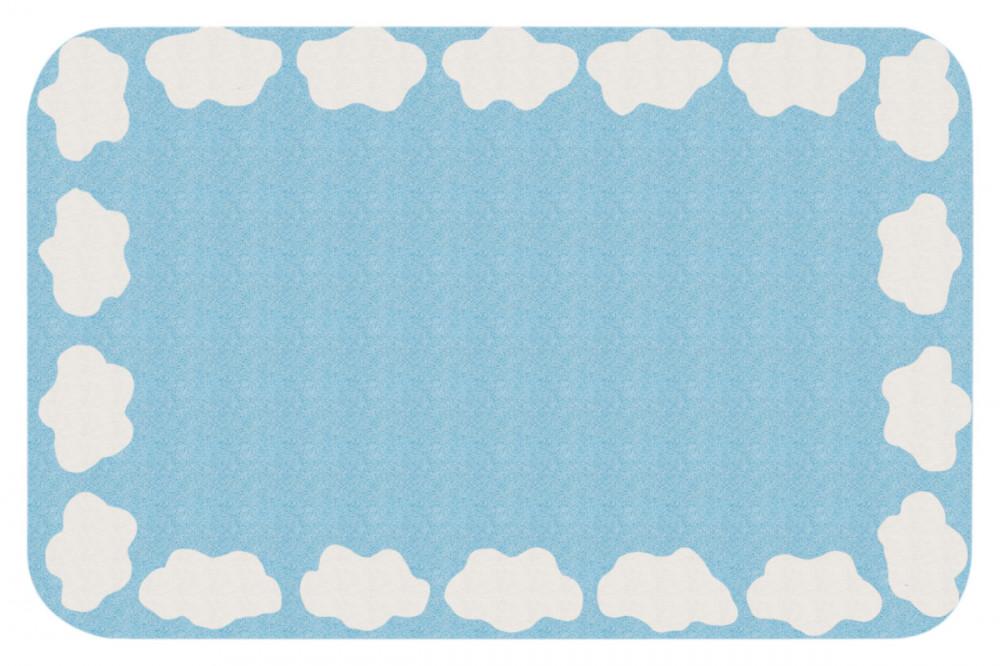 Kusový koberec Niños 103085 Blau 67x120 cm č.1