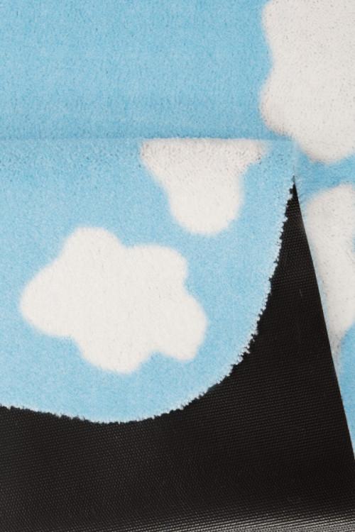 Kusový koberec Niños 103085 Blau 67x120 cm č.2