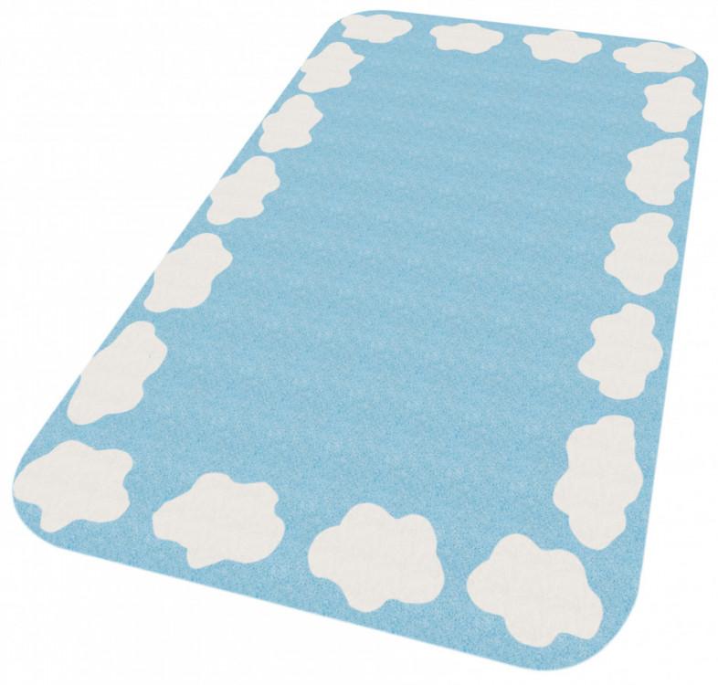 Kusový koberec Niños 103085 Blau 67x120 cm č.3