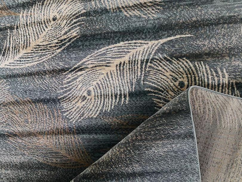 Kusový koberec Polystar 0002 Light Blue č.2
